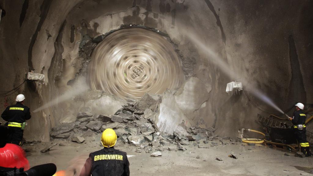 tunnel boring machine cost