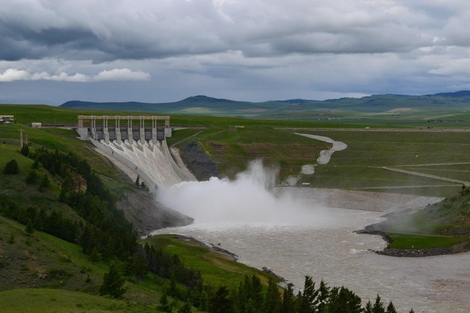 oldman dam