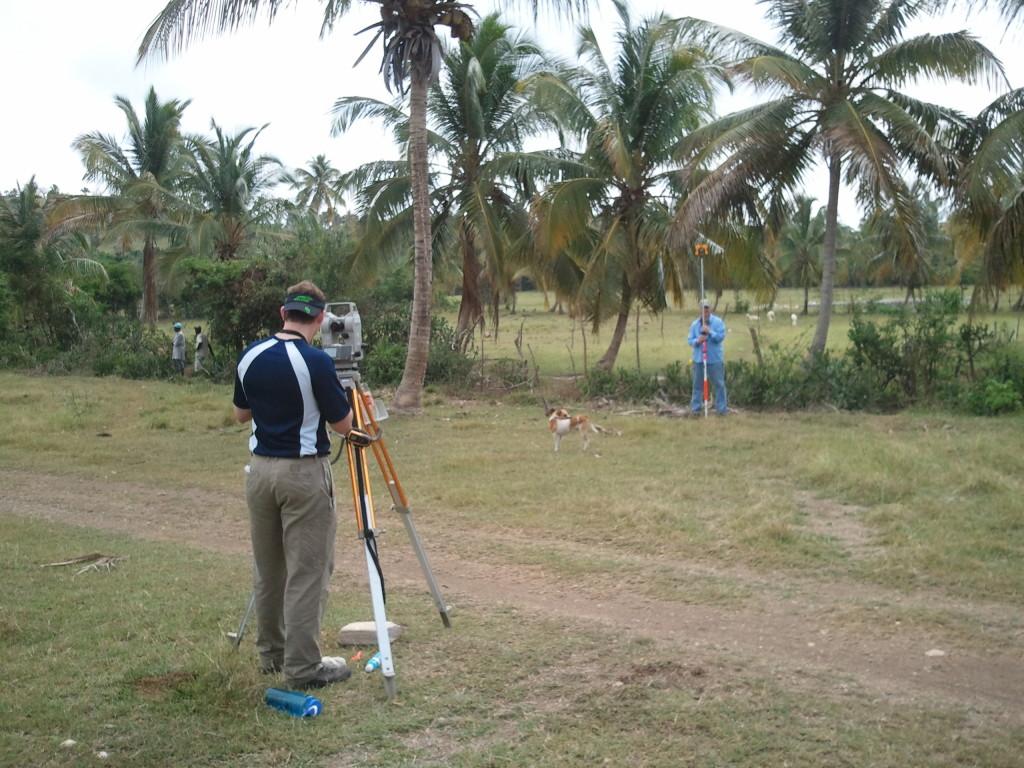 engineer volunteering