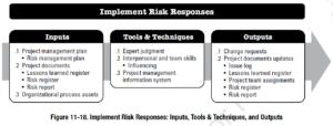 PMBOK Process: Implement Risk Responses