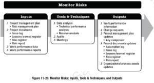 PMBOK Process: Monitor Risks