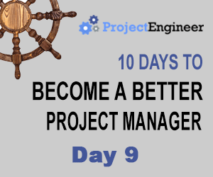 10 Days to Become a Better Project Manager - Day 9
