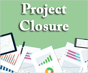 project closing