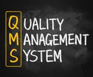 Quality Management System logo