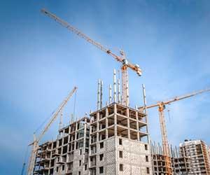 highrise building construction