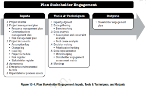 PMBOK Process: Plan Stakeholder Engagement
