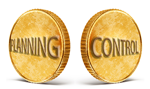 Coins called Planning and Control
