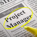 project manager job advertisement
