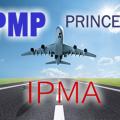 PMP, PRINCE2 and IPMA